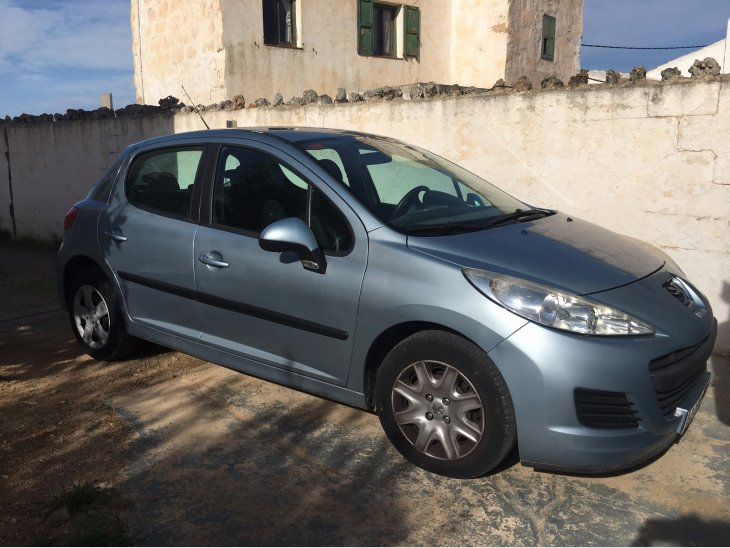 Impecable Peugeot 207 2