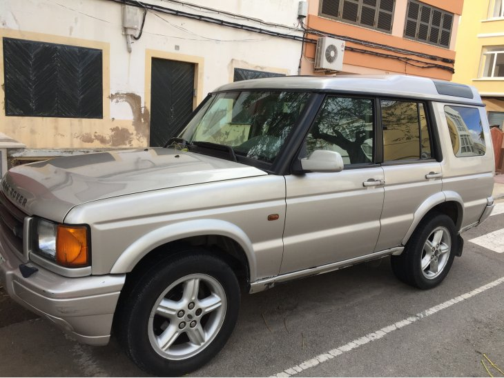 Land Rover discovery II td5 1