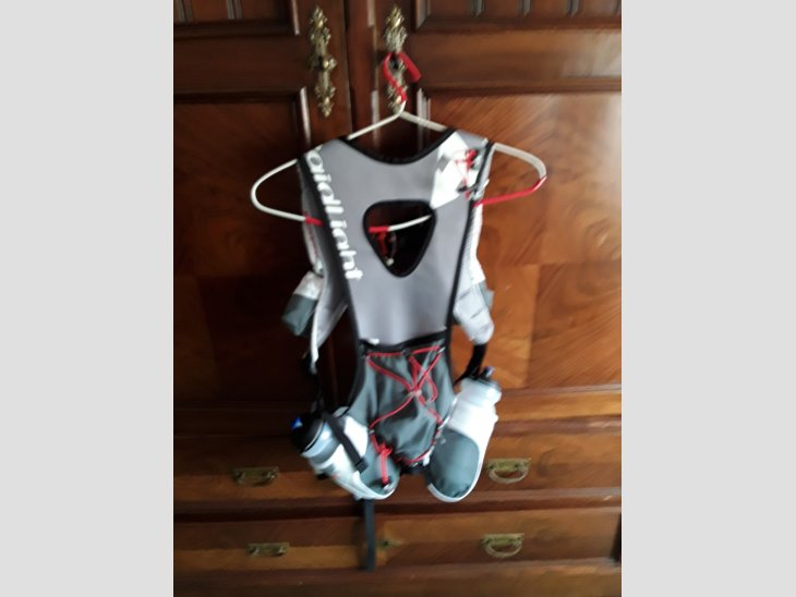 Mochila chaleco Raidlight ultra olmo trail running 2