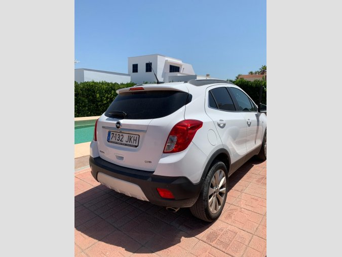 Vendo Opel Mokka impecable